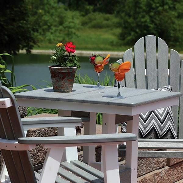 Garden Classic Square Table
