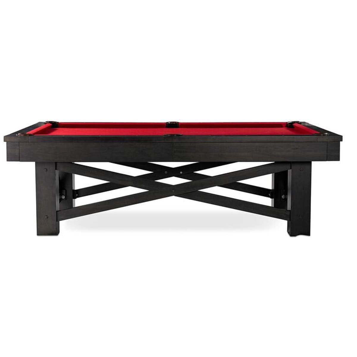 ... McCormick Side View Pool Table ...
