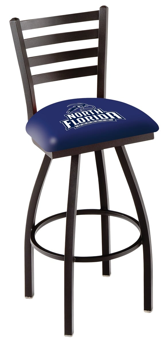 North Florida Bar Stool w Official College Logo Family  : L014NorFla9m9p 8k from www.familyleisure.com size 582 x 1200 jpeg 49kB