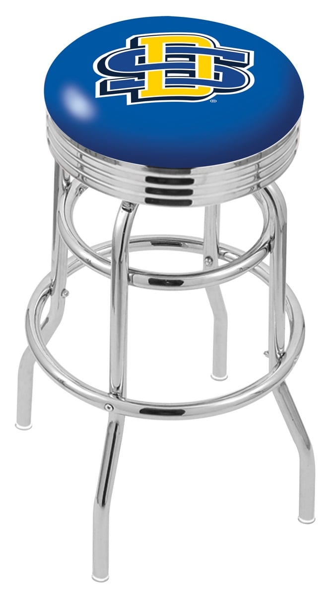 south dakota state counter height bar stool w