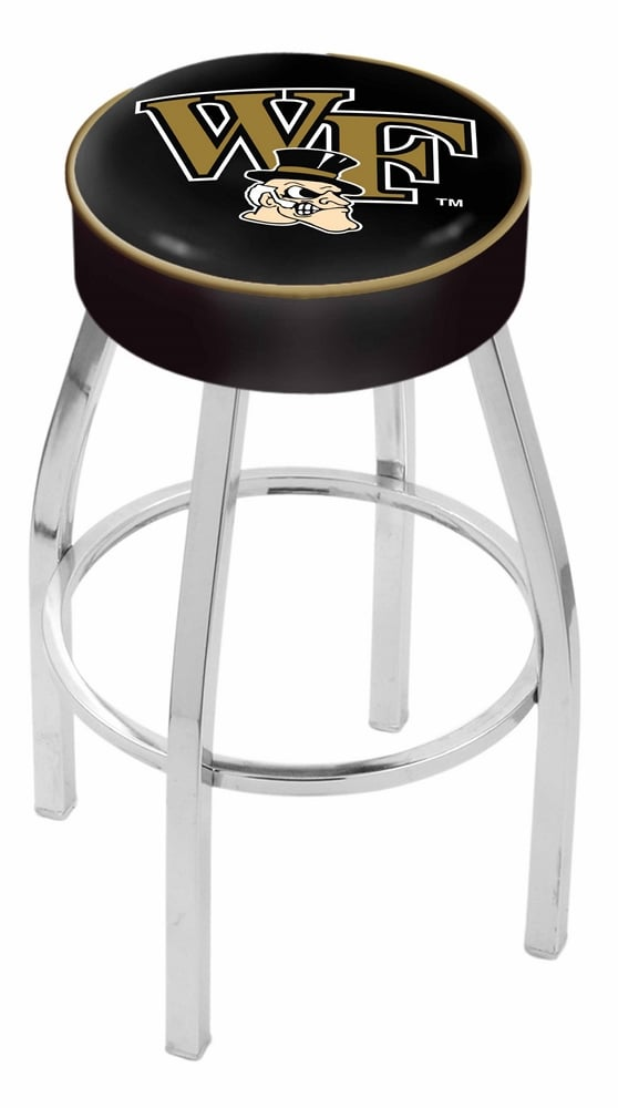 Wake Forest Counter Height Bar Stool W Official College
