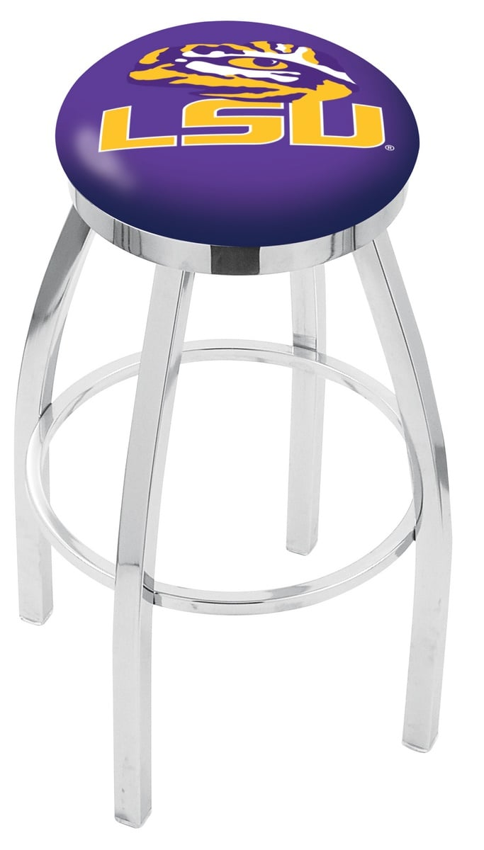 Louisiana State Counter Height Bar Stool W Official
