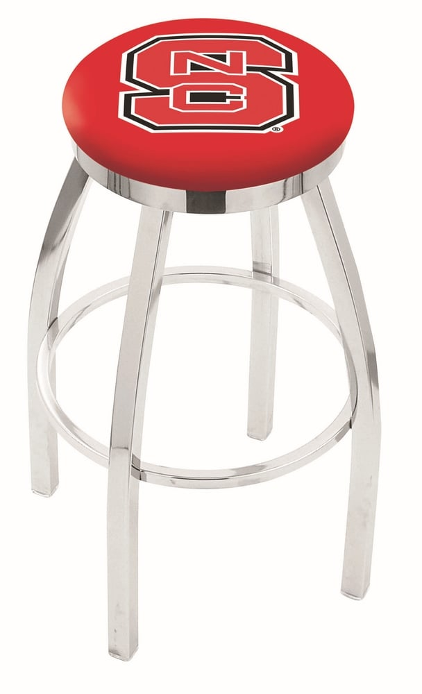 North Carolina State Counter Height Bar Stool W Official