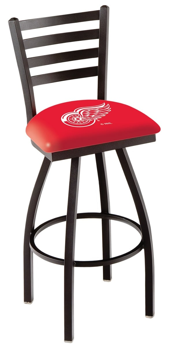 Detroit Red Wings Counter Height Bar Stool W Official Nhl