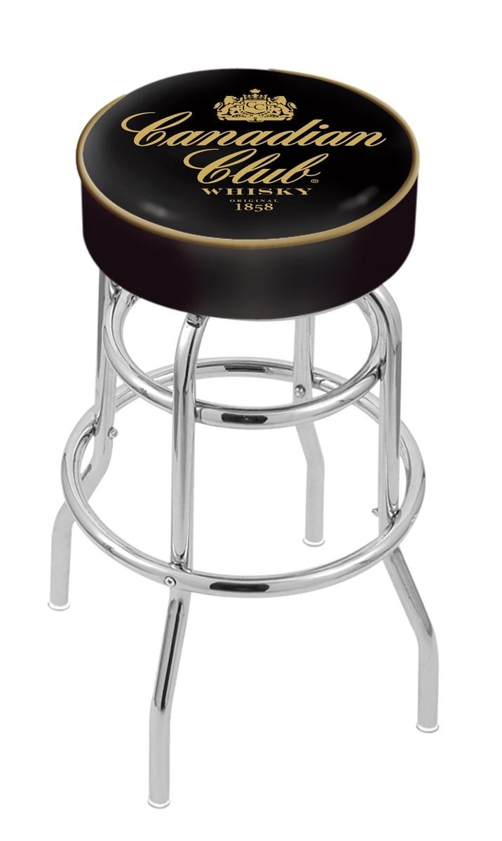 canadian club counter height bar stool l7c1 by holland bar stool co