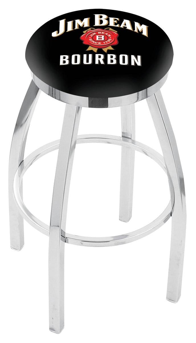 Jim Beam Counter Height Bar Stool W Official Jim Beam