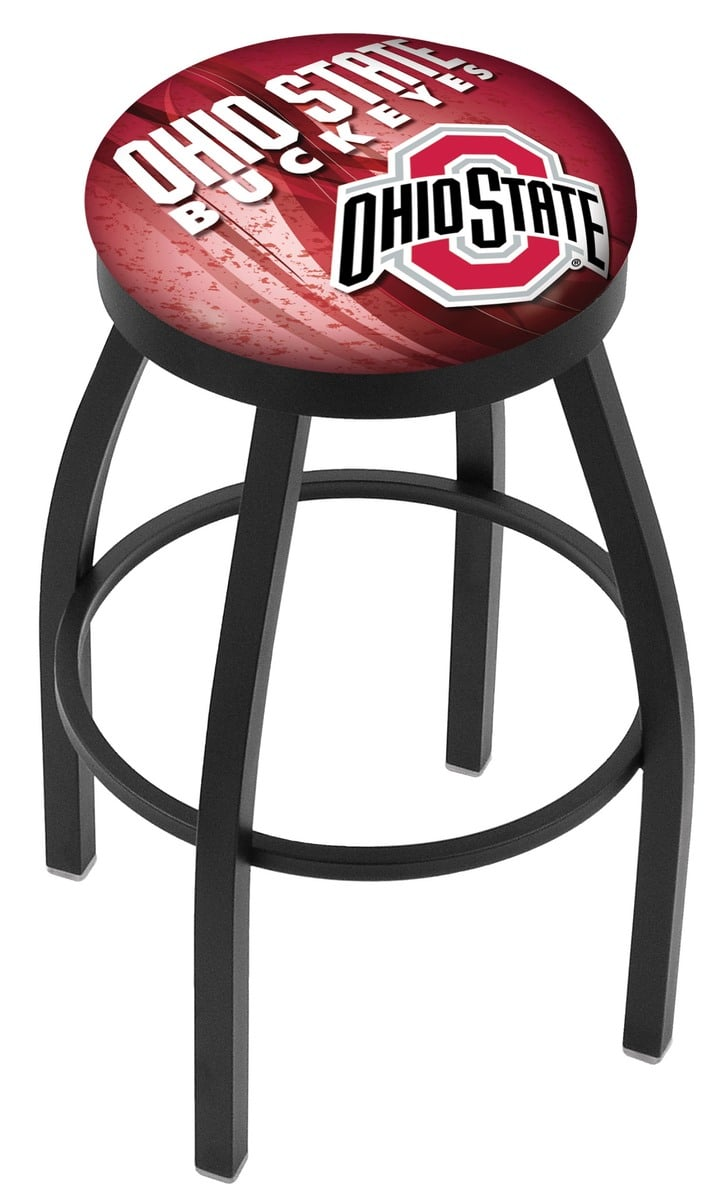 Ohio State Counter Height Bar Stool W Official College