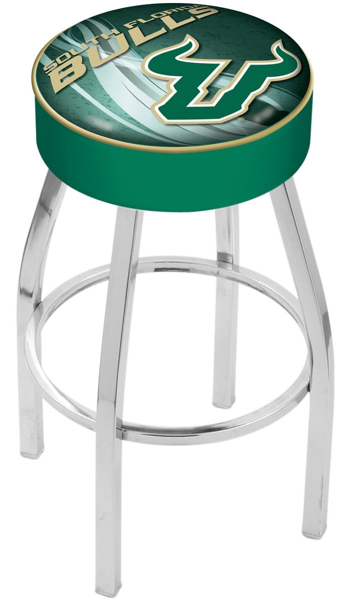 South Florida Counter Height Bar Stool w Official College  : L8C1SouFla D2 from www.familyleisure.com size 693 x 1200 jpeg 58kB