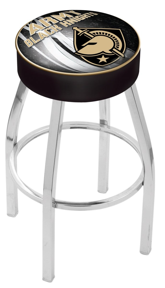 Us Military Academy Army Bar Stool W Official College