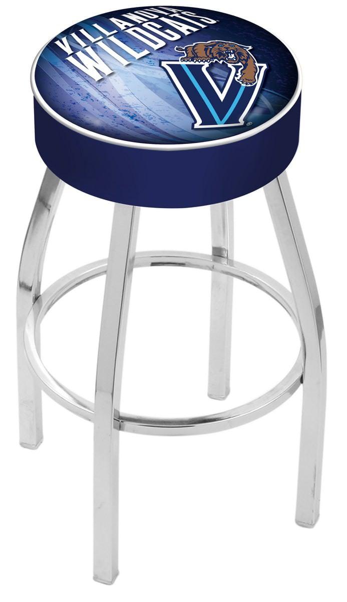 Man Cave Valdosta : Villanova bar stool w official college logo family leisure