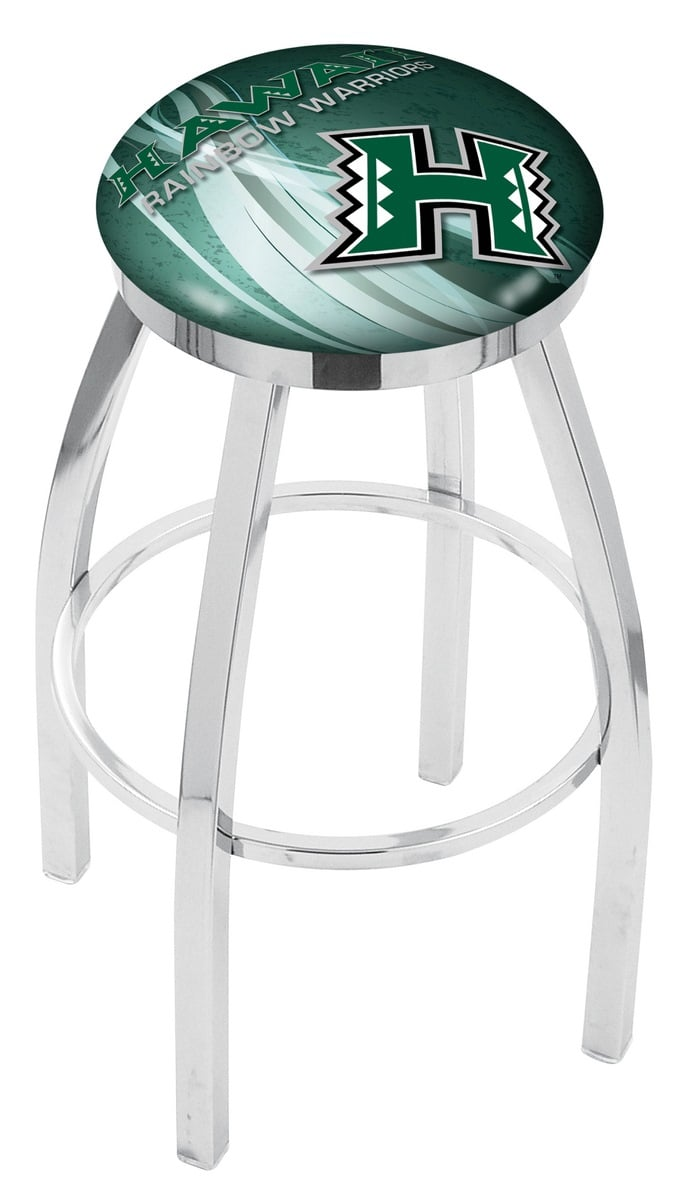 Hawaii Counter Height Bar Stool w Official College Logo  : L8C2CHawaii D2 from www.familyleisure.com size 690 x 1200 jpeg 57kB