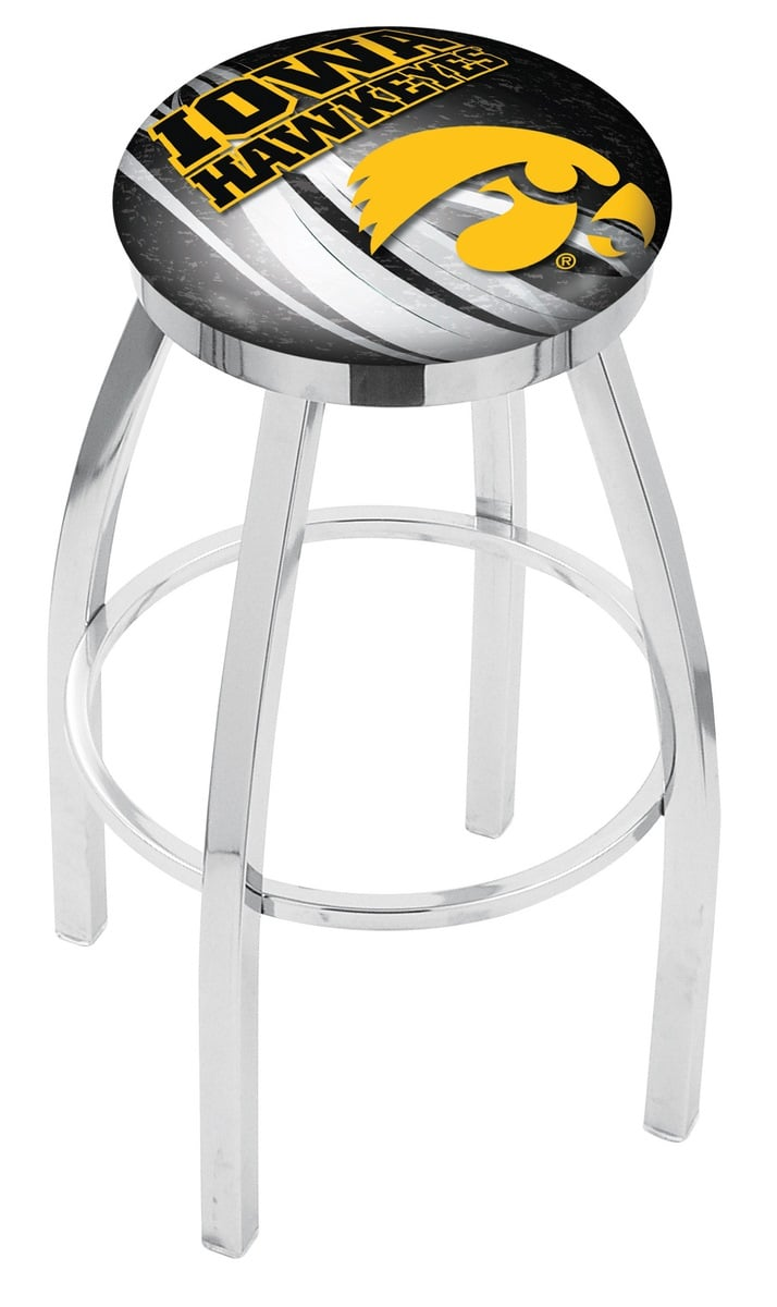 Iowa Counter Height Bar Stool w Official College Logo  : L8C2CIowaUn D2 from www.familyleisure.com size 714 x 1200 jpeg 62kB