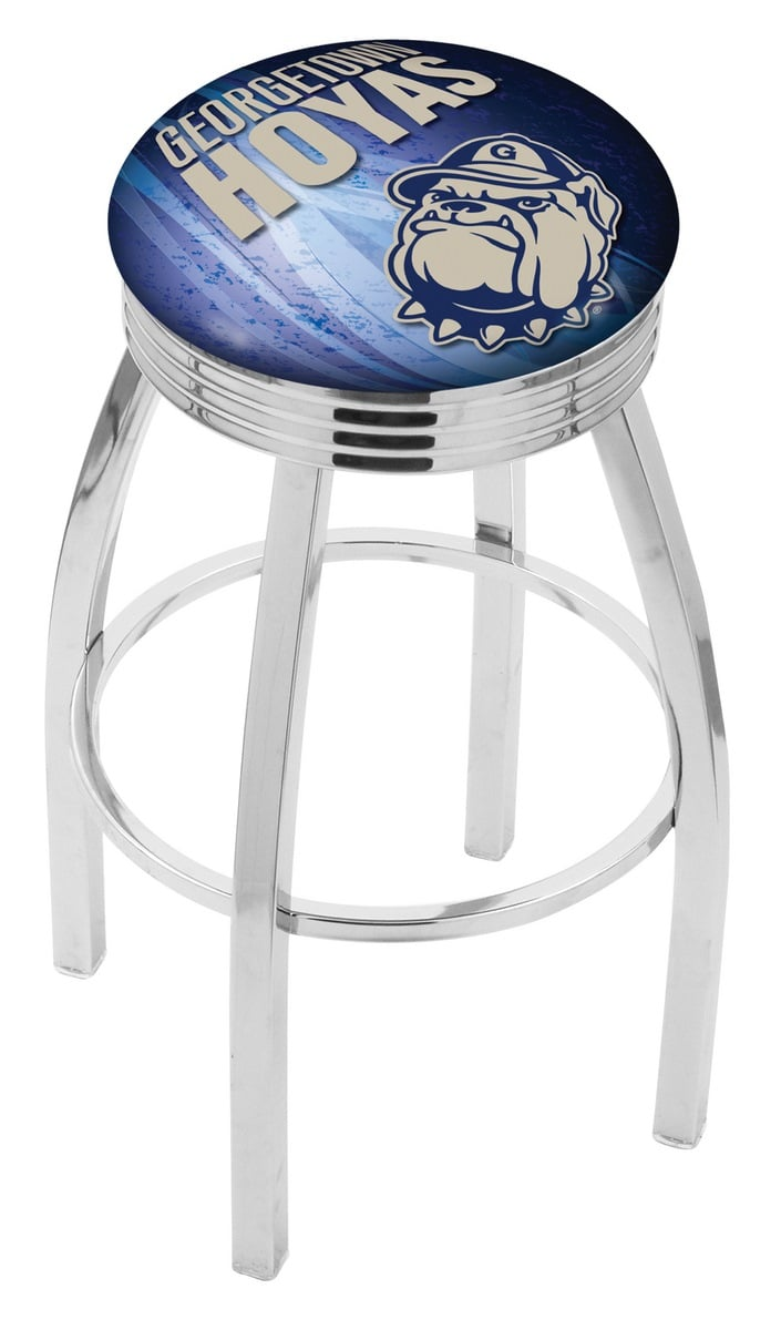 Georgetown Counter Height Bar Stool W Official College