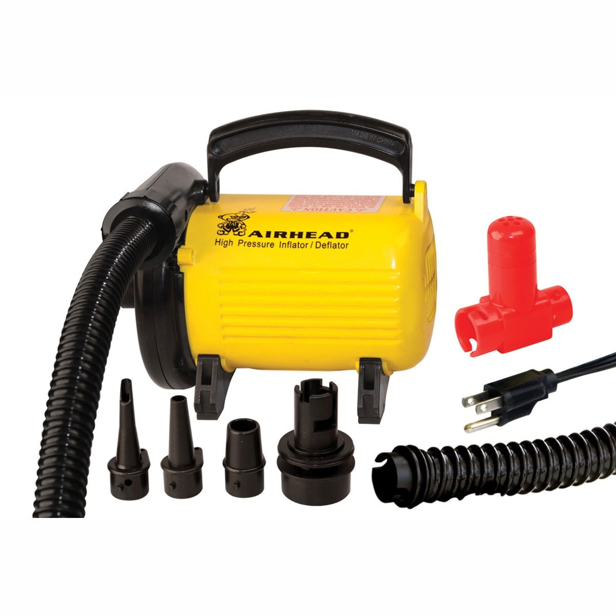 High Pressure Air Pump By Airhead And Kwiktek