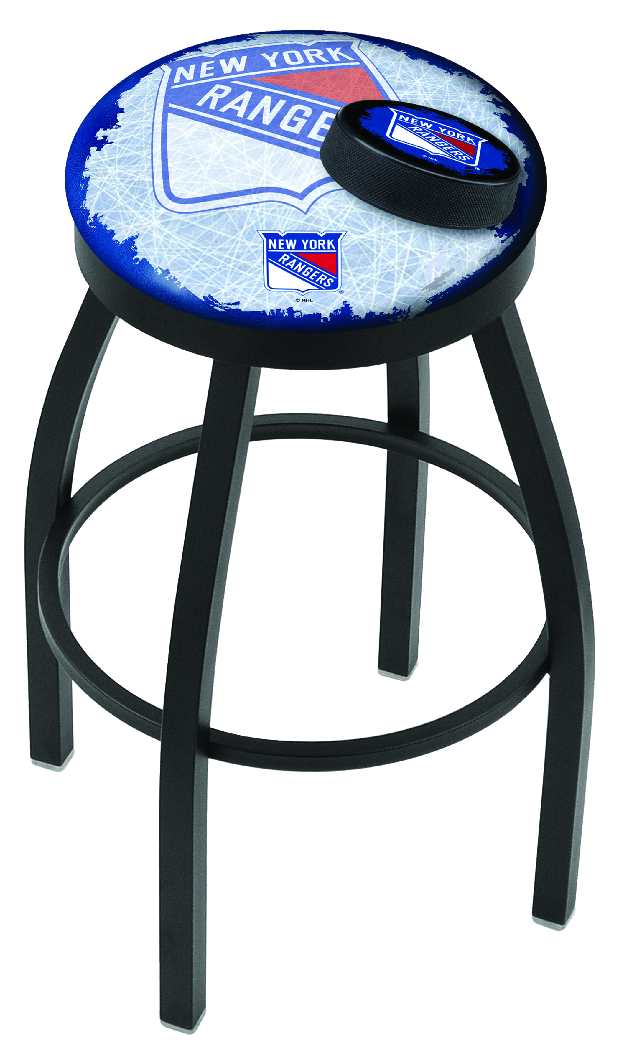 New York Rangers Spectator Chair L8b2b By Holland Bar Stool Co