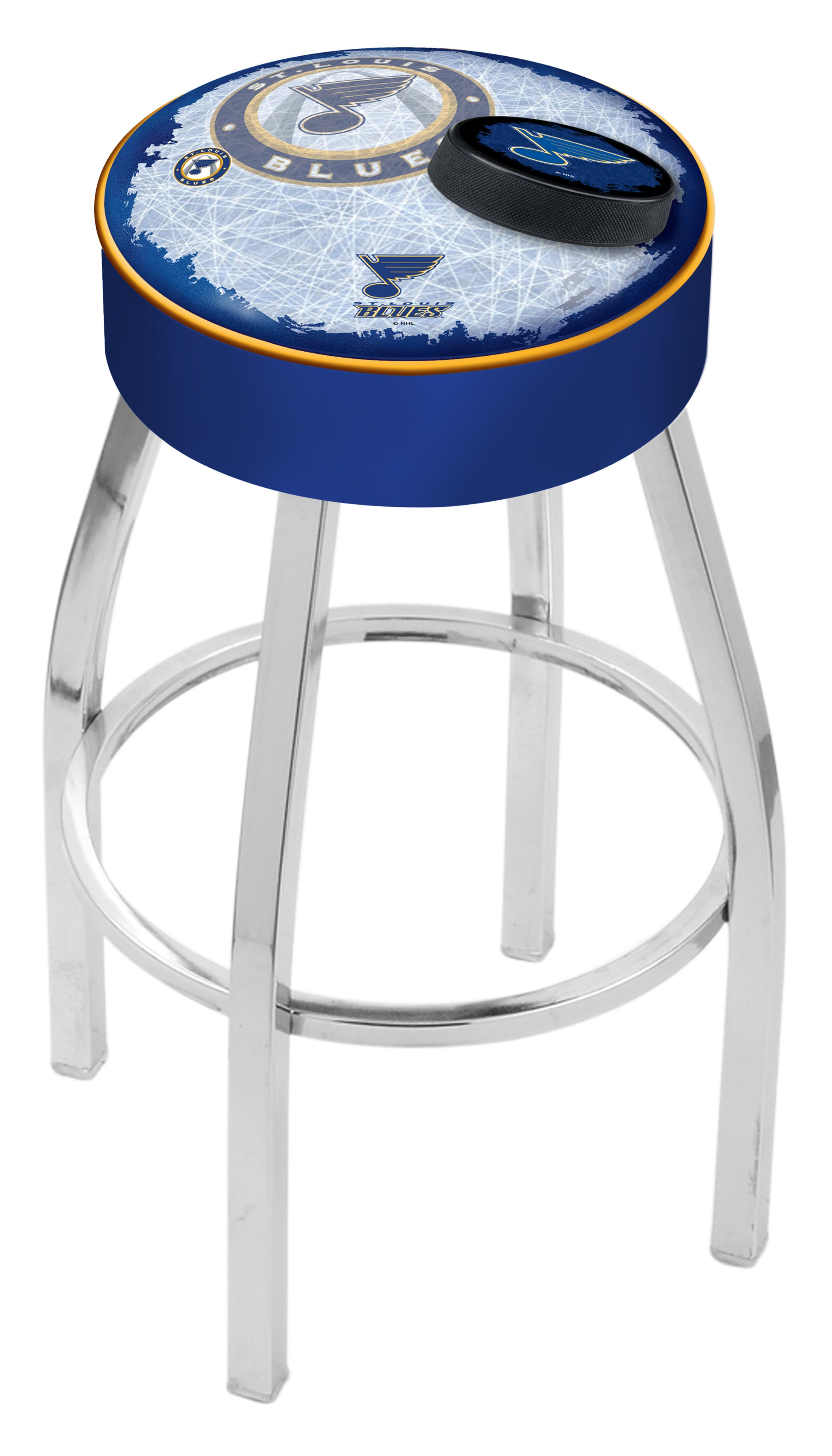 St Louis Blues Bar Stool w Official NHL Logo Family Leisure : L8C1STLBlu D2ubfk bp from www.familyleisure.com size 2100 x 3672 jpeg 318kB