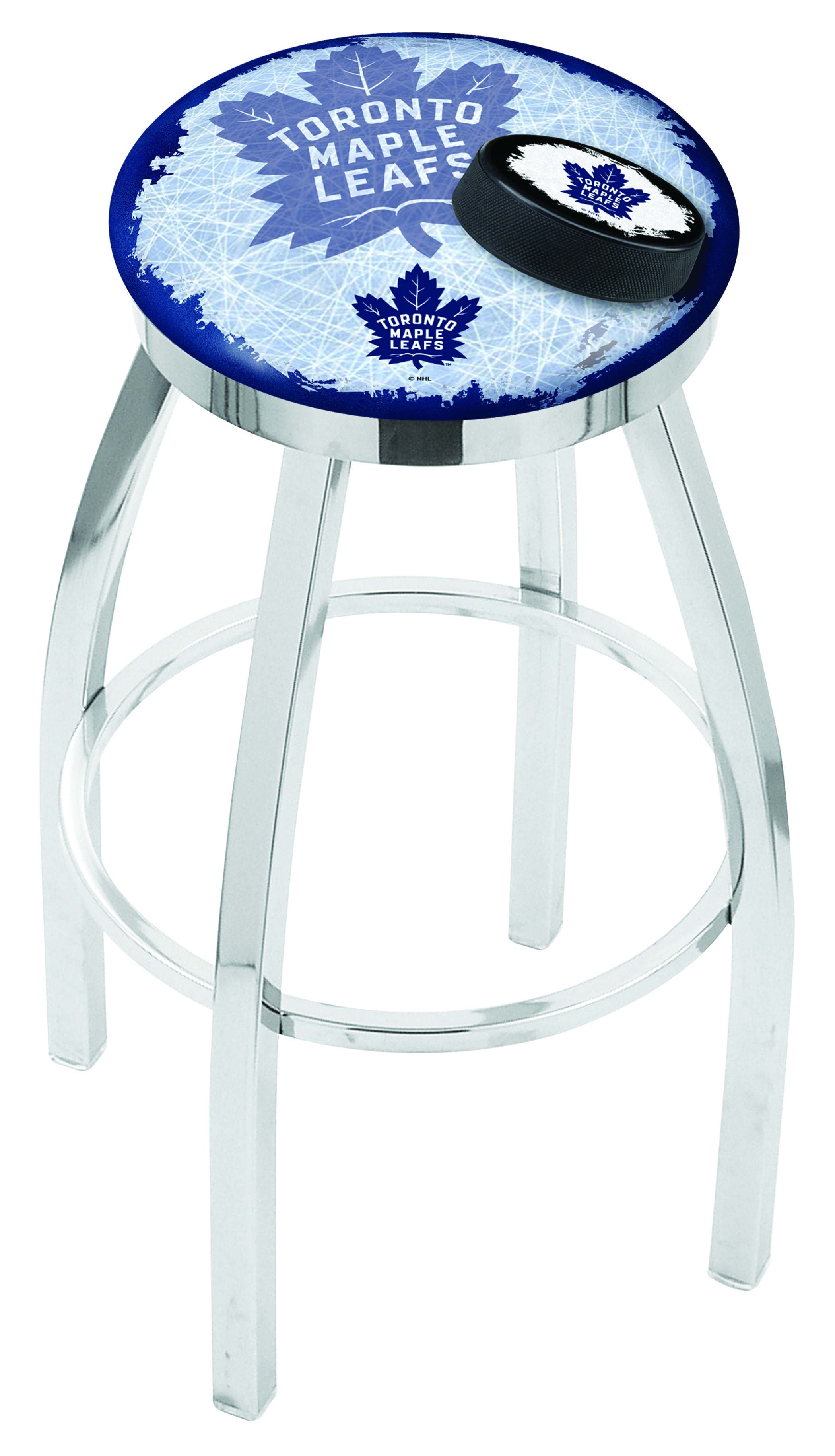 Toronto Maple Leafs Spectator Chair W Official Nhl Logo