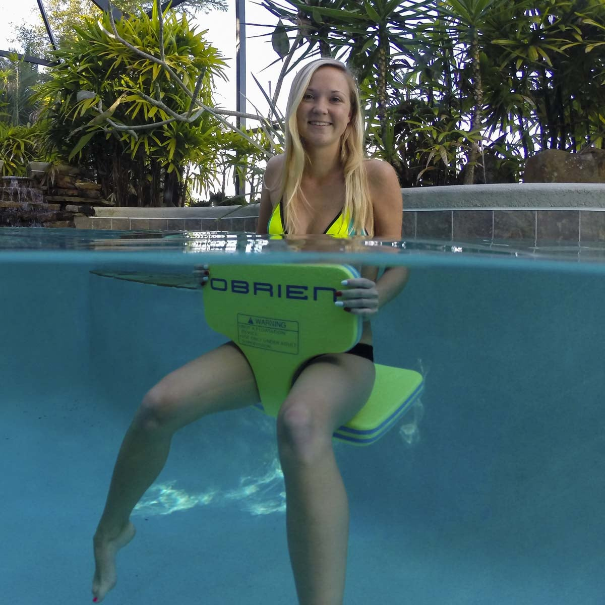 Obrien Xl Water Saddle Green