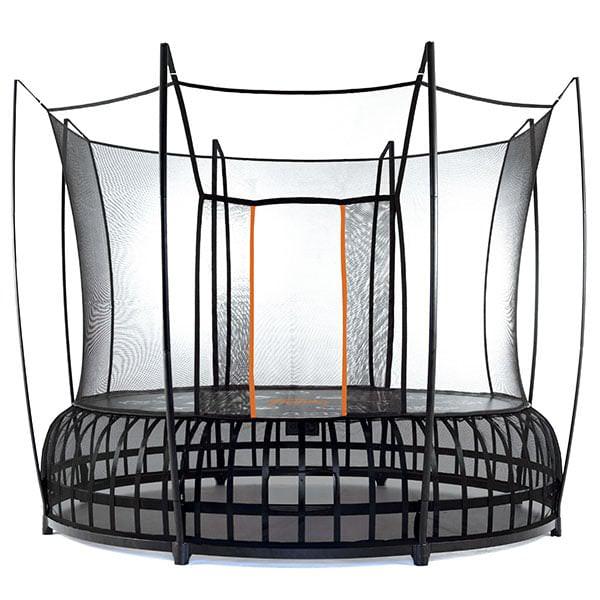 Thunder 10' Large Trampoline W/ Enclosure