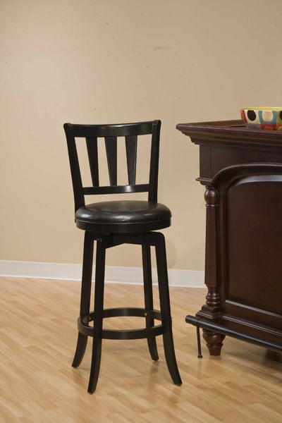 Presque Isle Swivel Bar Stool Family Leisure
