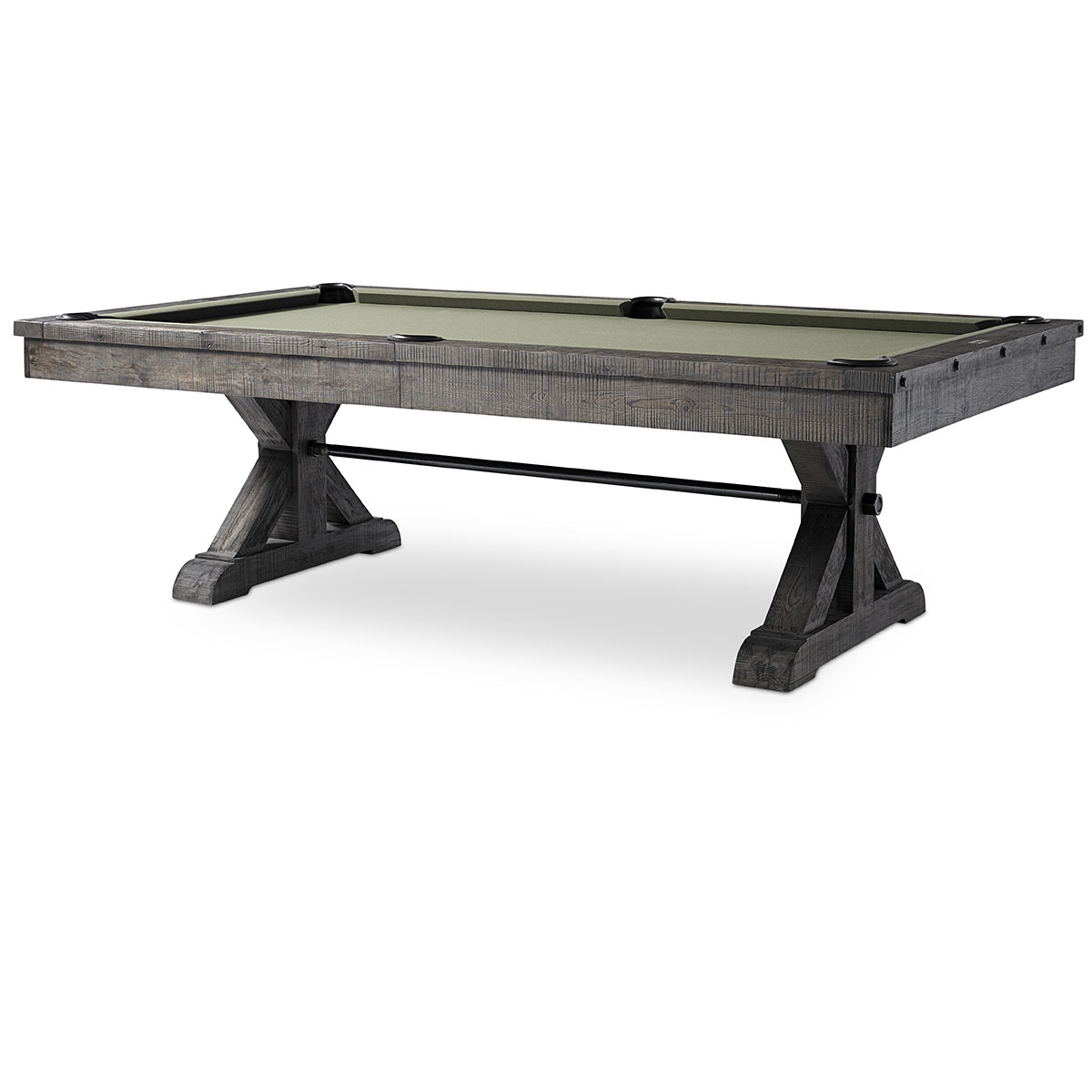 Family leisure little rock arkansas - The Otis Pool Table By Plank Hide