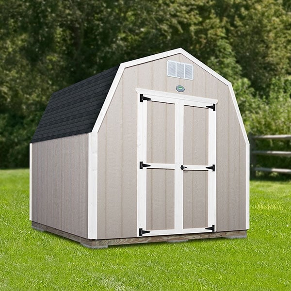 Ready Shed Diy Barn Style 8x8 By Backyard Discovery