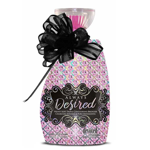 Always Desired Tanning Lotion 13 5 Oz By Devoted Creations