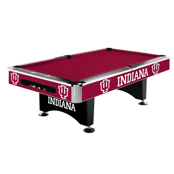 Indiana University 8 Pool Table