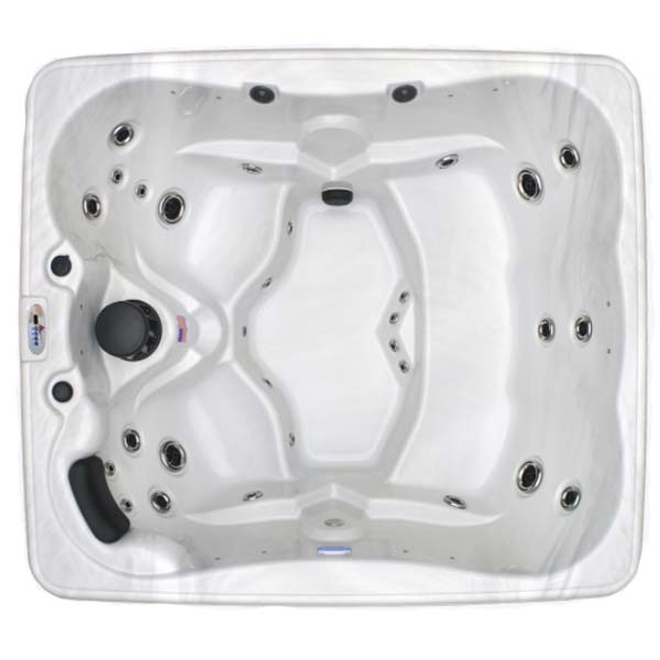 Manhattan Hot Tub 110v From American Select