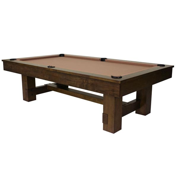 8 Nottingham Pool Table In Sable