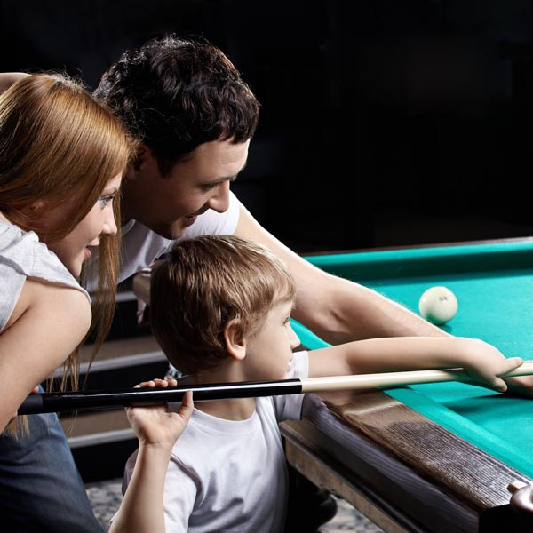 The Paxton Pool Table By Plank Amp Hide Family Leisure
