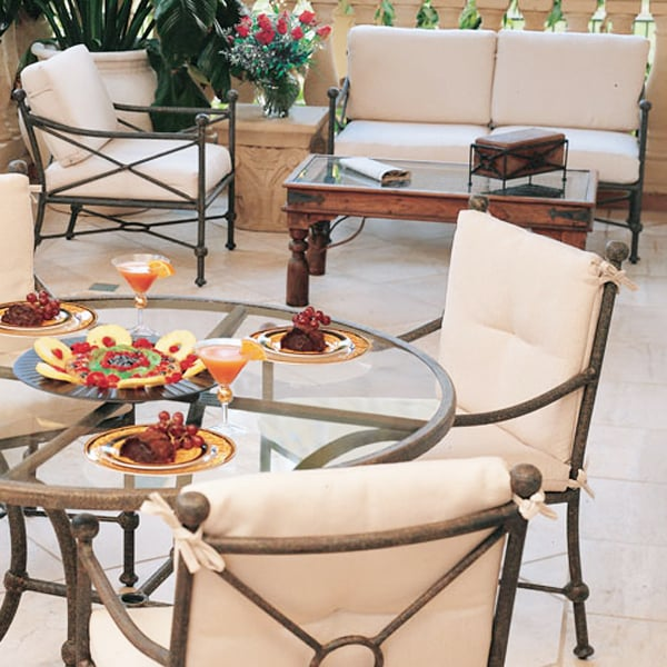 Put The Final Touches On Your Outdoor Living Area With Cast Classics  Furniture ...