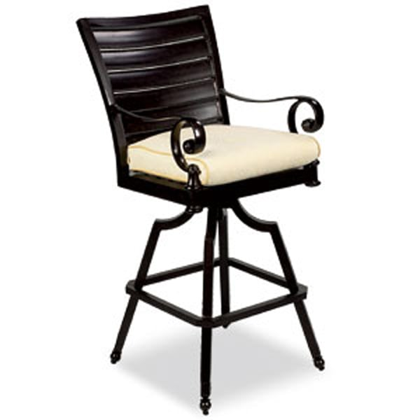 Plantation Outdoor Bar Stool By Cast Classic