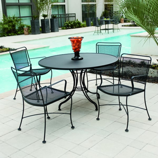Constantine dining for Terrace chairs