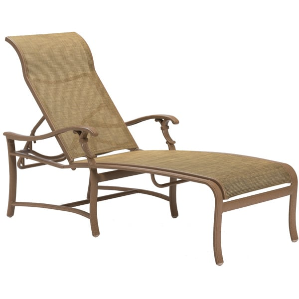 6 Lounging Chairs For Outdoors Ravello Chaise Lounge By Tropitone