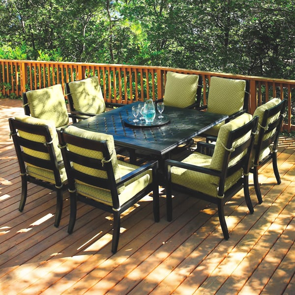 Seville Dining Patio Set by Gensun