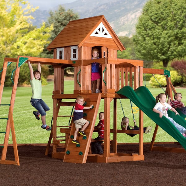 jack 39 s gym play set. Black Bedroom Furniture Sets. Home Design Ideas