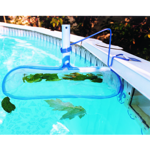 Skimz it leaf rake for Pool supplies