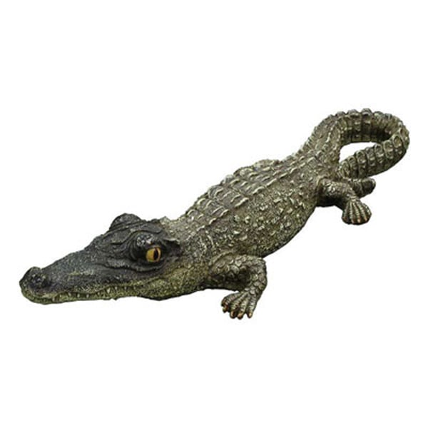 Small Floating Alligator