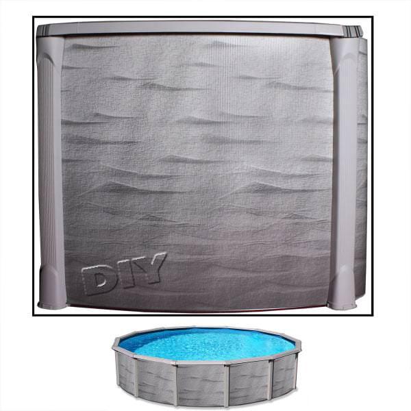 Opus 27 39 x 52 round above ground swimming pool - Best above ground swimming pool brands ...