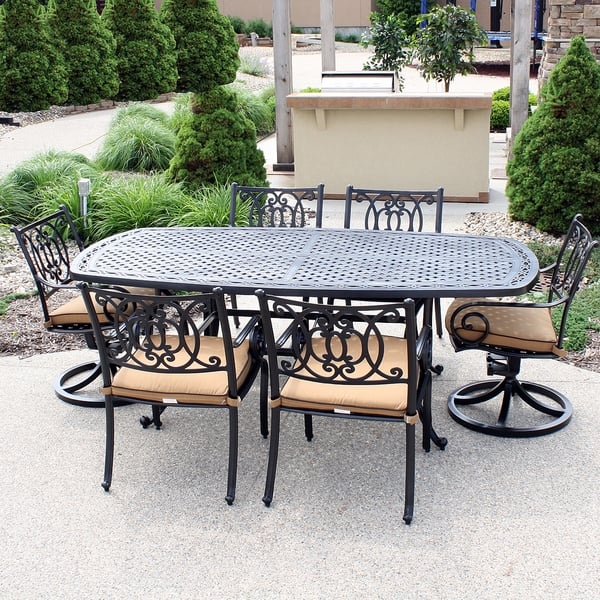 The Brookstone Outdoor Patio Set From