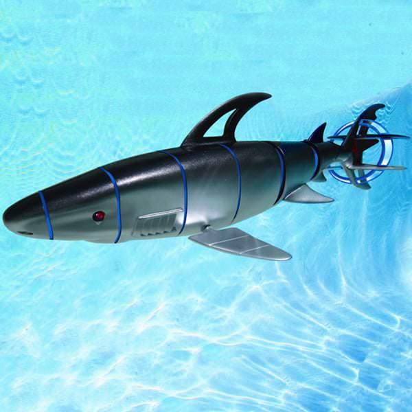 Cyborg Rc Shark