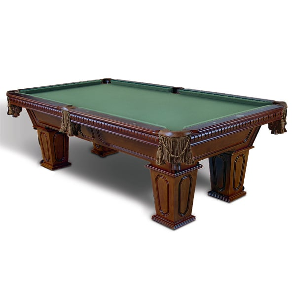 Bradford Pool Table By Cannon - Cannon pool table