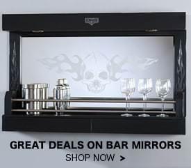 Bar Mirrors