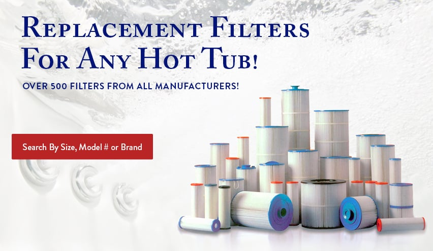 Replacement Spa Filters