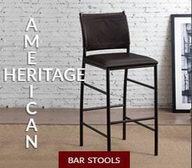 American Heritage Bar Stools