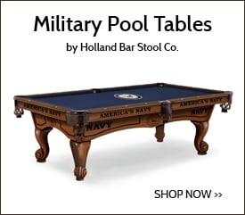 Military Pool Tables