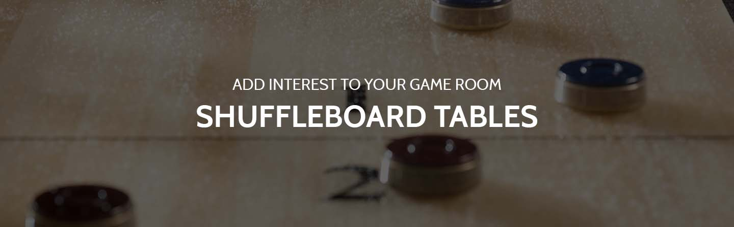 shop shuffleboard tables