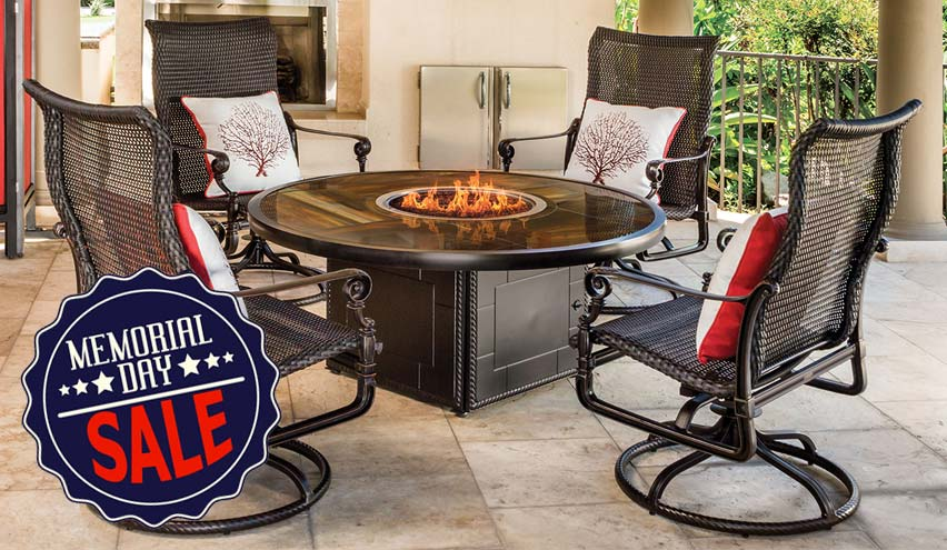 Memorial Day Sale Fire Pits