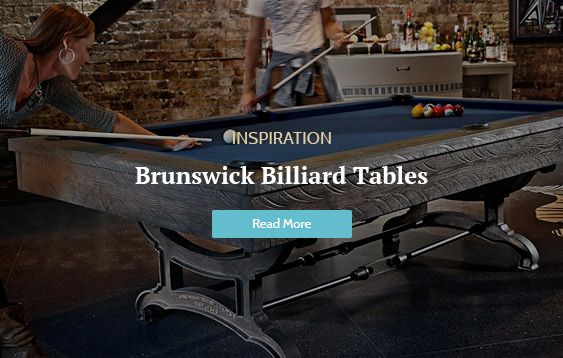 Brunswick Billiard Tables